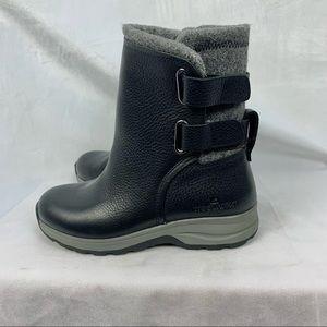 WOOLRICH Koosa Leather & Wool Winter Boots Sz 6